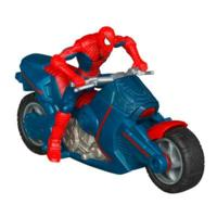 Marvel Ultimate Spider-Man Zoom 'N Go Spider Cycle