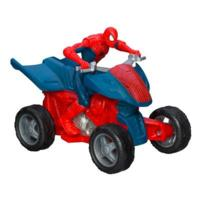 Marvel Ultimate Spider-Man Zoom 'N Go 4x4 Racer Vehicle
