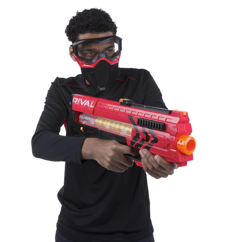 Nerf Rival Zeus MXV-1200 Blaster Team Red
