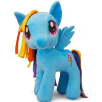 "MY LITTLE PONY RAINBOW DASH 10"" Plush"