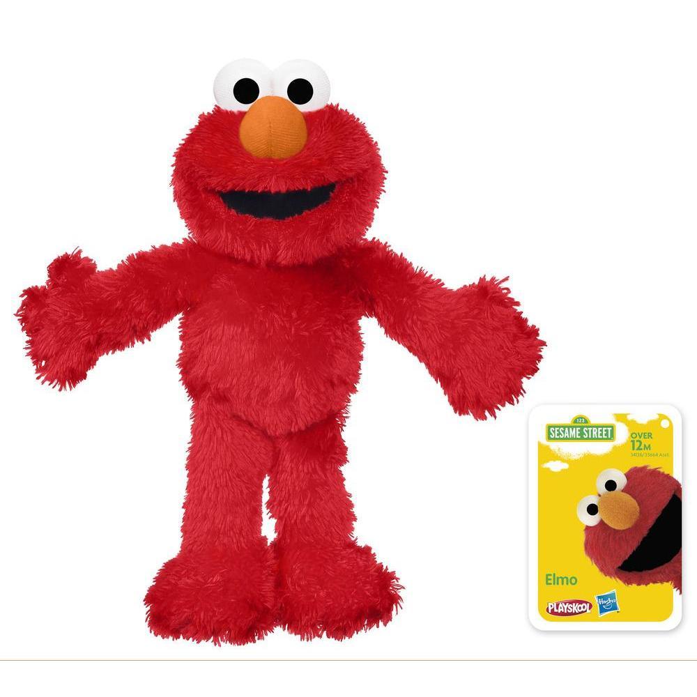 PLAYSKOOL SESAME STREET Sesame Street Pals - Elmo