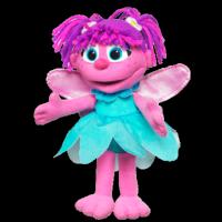 PLAYSKOOL SESAME STREET Sesame Street Pals - Abby Cadabby