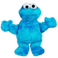 PLAYSKOOL SESAME STREET SQUEEZE-A-SONG Cookie Monster