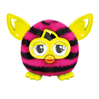 Furby Furbling Creature (Stripes)