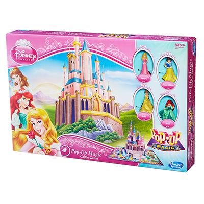 Disney Princess Pop-Up Magic Castle Game
