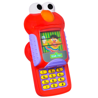PLAYSKOOL SESAME STREET Elmo's Cell Phone