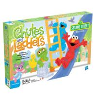 Chutes and Ladders SESAME STREET Edition