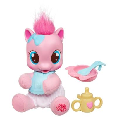 MY LITTLE PONY LITTLEST SO SOFT PINKIE PIE Doll