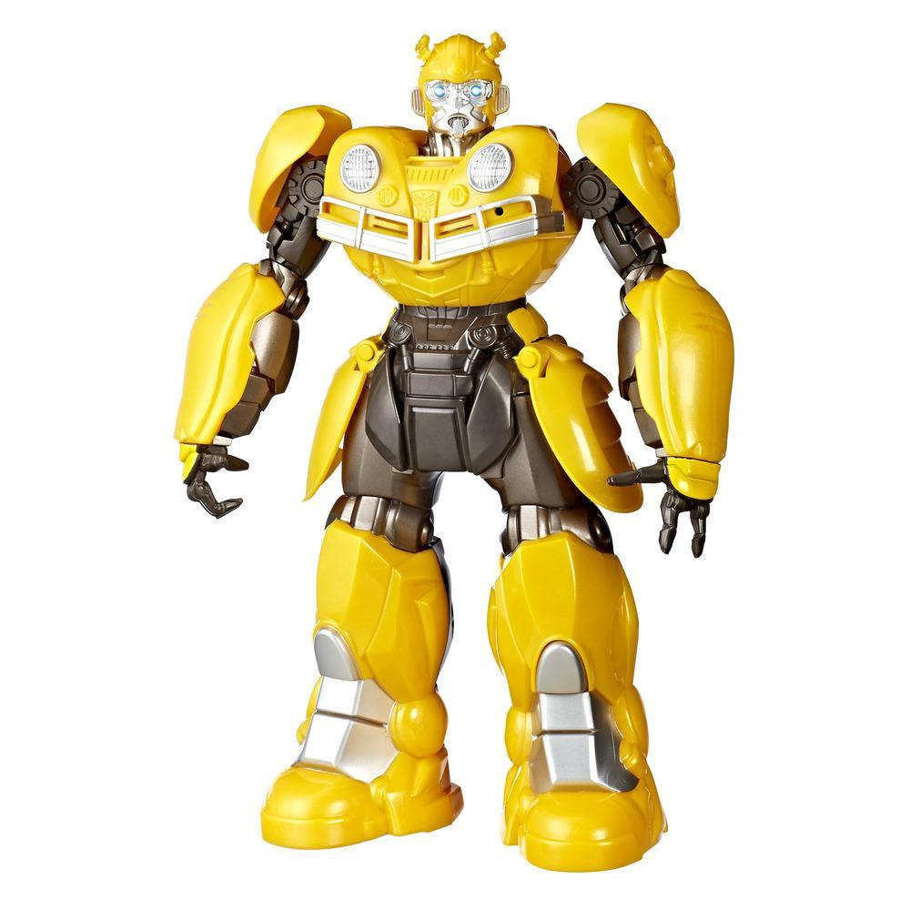 Transformers: Bumblebee Movie Toys, DJ Bumblebee - Singing and Dancing Bumblebee