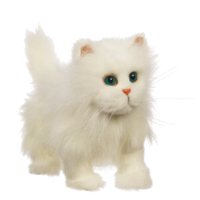 FURREAL FRIENDS LULU'S WALKIN' KITTY (White)