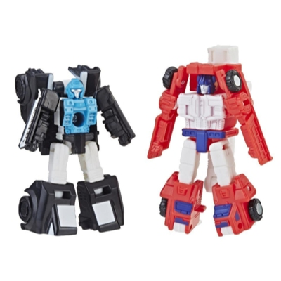 Transformers War for Cybertron: Siege Micromaster WFC-S19 Autobot Rescue Patrol