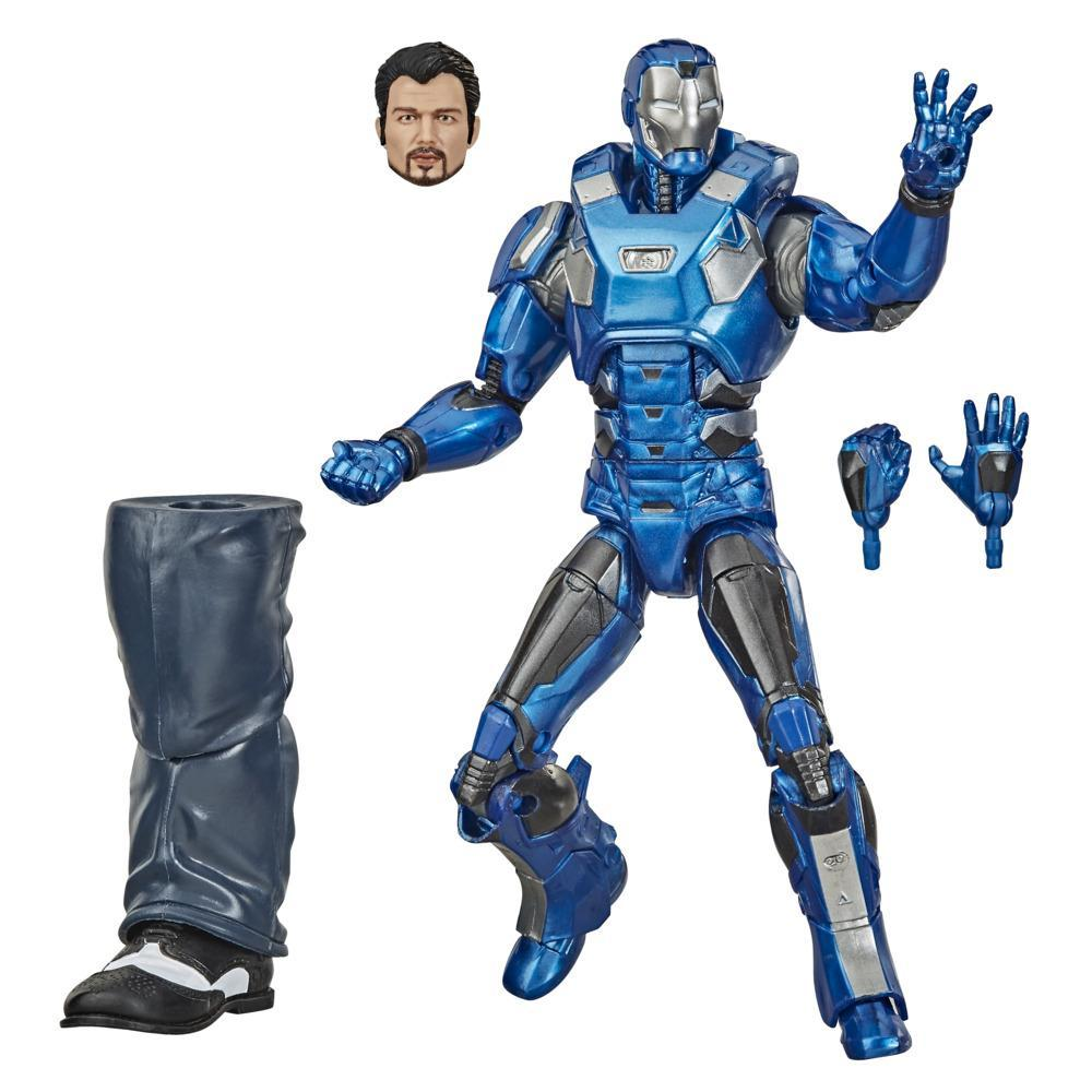 Hasbro Marvel Legends Series Gamerverse 6-inch Collectible Atmosphere Iron Man Action Figure Toy, Ages 4 And Up