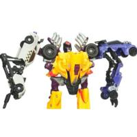Transformers Power Core Combiners OVER-RUN with Stunticons