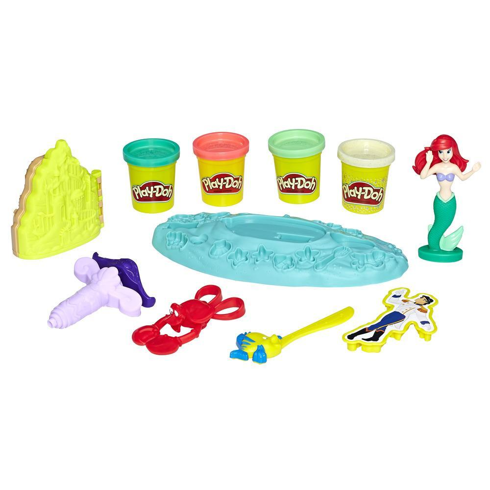Play-Doh Disney Princess Undersea Wedding with Ariel