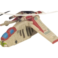 Star Wars The Clone Wars Republic Gunship