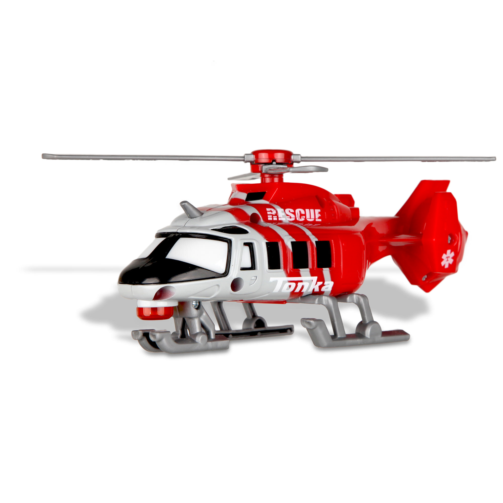 Tonka - Mighty Force - Lights and Sounds - Rescue Chopper