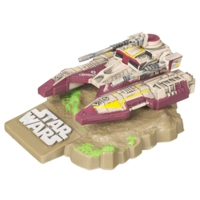 Star Wars TITANIUM SERIES Republic Fighter Tank