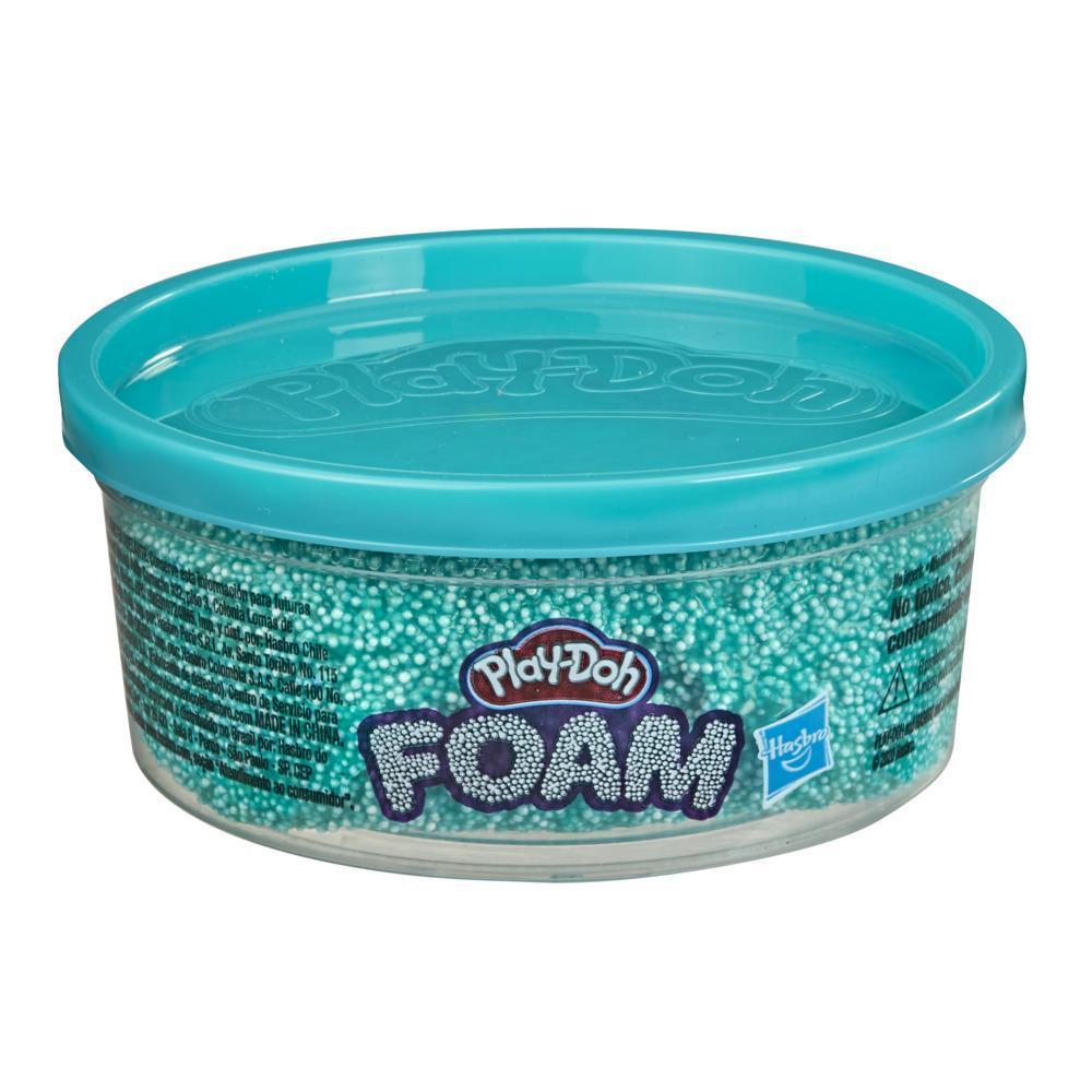 Play-Doh Foam Teal Single Can of Modeling Foam, 3.2 Ounces