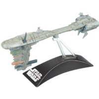 Star Wars TITANIUM SERIES Die-Cast Nebulon-B Escort Frigate