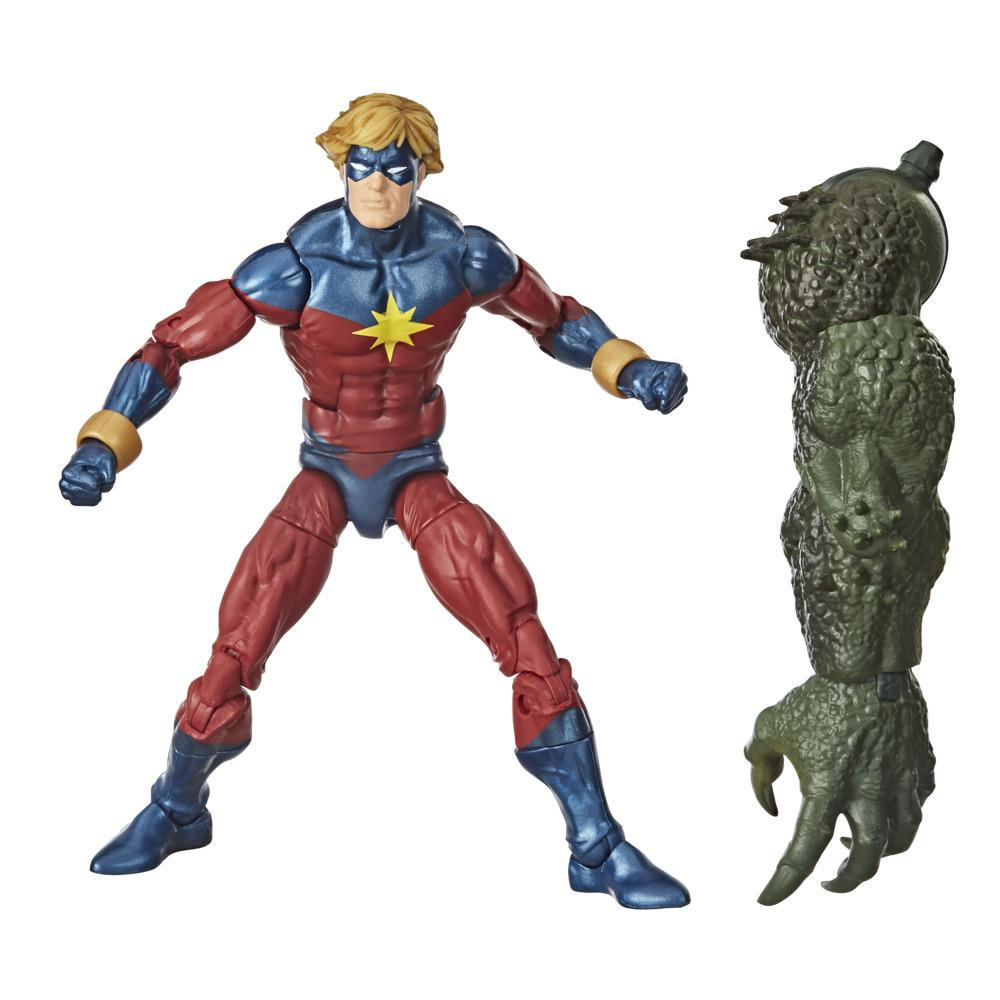 Hasbro Marvel Legends Series Gamerverse 6-inch Collectible Mar-Vell Action Figure Toy, Ages 4 And Up