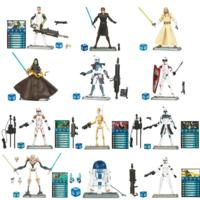 STAR WARS THE CLONE WARS - 12 Pack