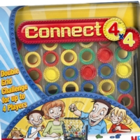 CONNECT 4X4 Game