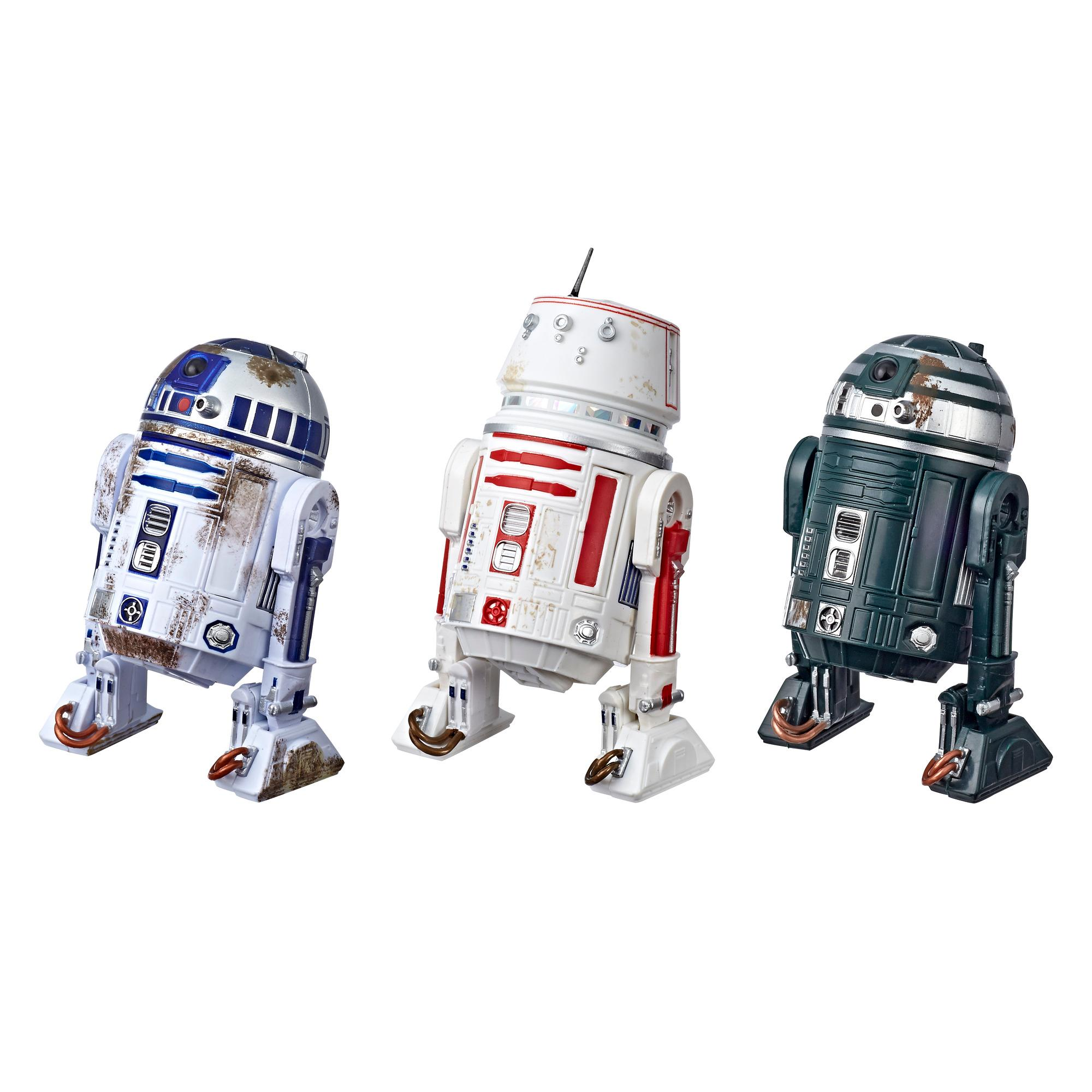 Star Wars The Black Series Red Squadron Droid 3-Pack