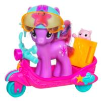 MY LITTLE PONY RIDING ALONG WITH TWILIGHT SPARKLE SCOOTER