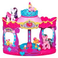 MY LITTLE PONY RARITY'S CAROUSEL BOUTIQUE Playset