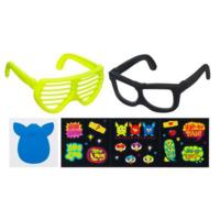 FURBY Frames (Yellow and Black)