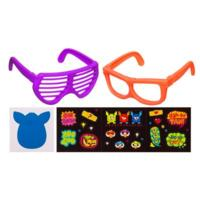 FURBY Frames (Orange and Purple)