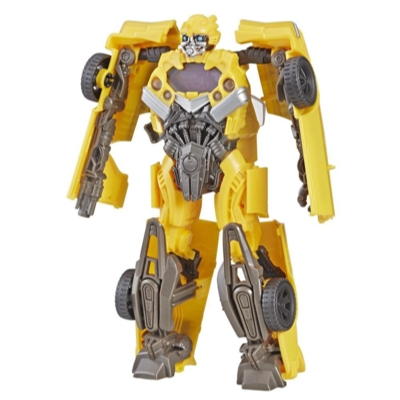 Transformers Toys Bumblebee Movie Mission Vision Bumblebee Action Figure
