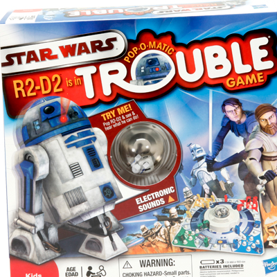 R2D2 is in TROUBLE Star Wars Game