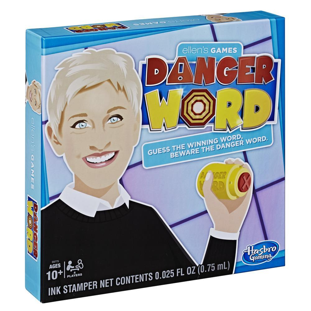 Ellen's Games Danger Word Game; Ellen DeGeneres Game