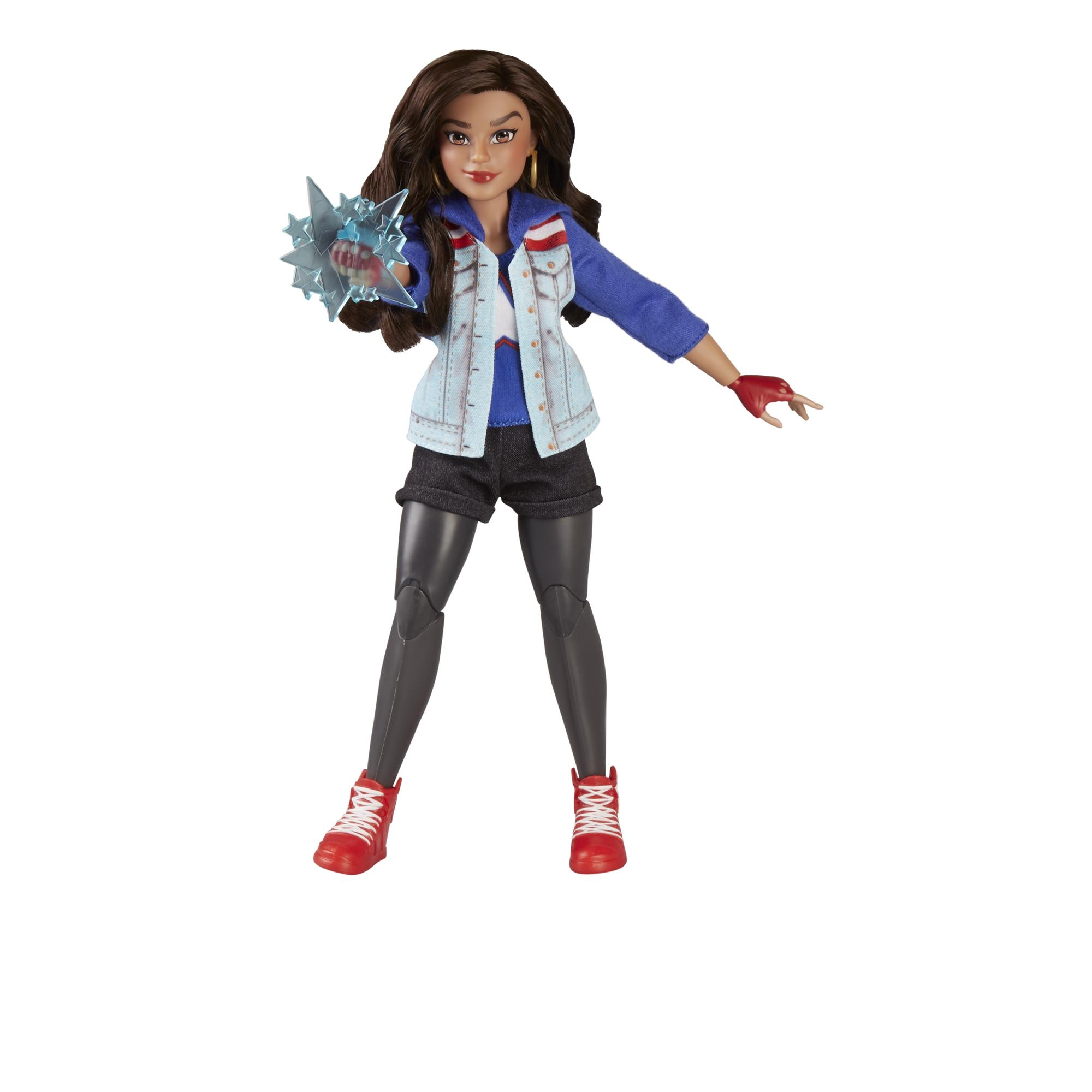 Marvel Rising Secret Warriors America Chavez Doll