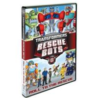 Transformers Rescue Bots: Roll To the Rescue Roll To The Rescue! DVD