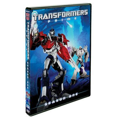 Transformers Prime Season One DVD