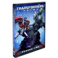 Transformers Prime Season Two DVD
