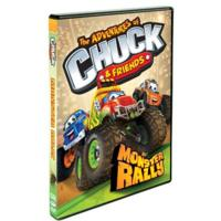 The Adventures of Chuck and Friends:  Monster Rally DVD