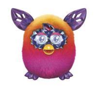 Furby Boom Crystal Series Figure (Orange to Pink)