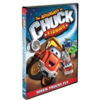 The Adventures of Chuck and Friends: When Trucks Fly DVD