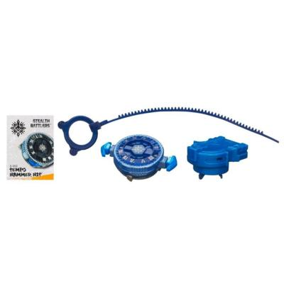 BEYBLADE EXTREME TOP SYSTEM STEALTH BATTLERS X-202 TEMPO HAMMER HIT Top