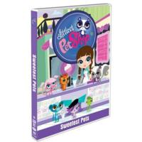 The Littlest Pet Shop: Sweetest Pets DVD