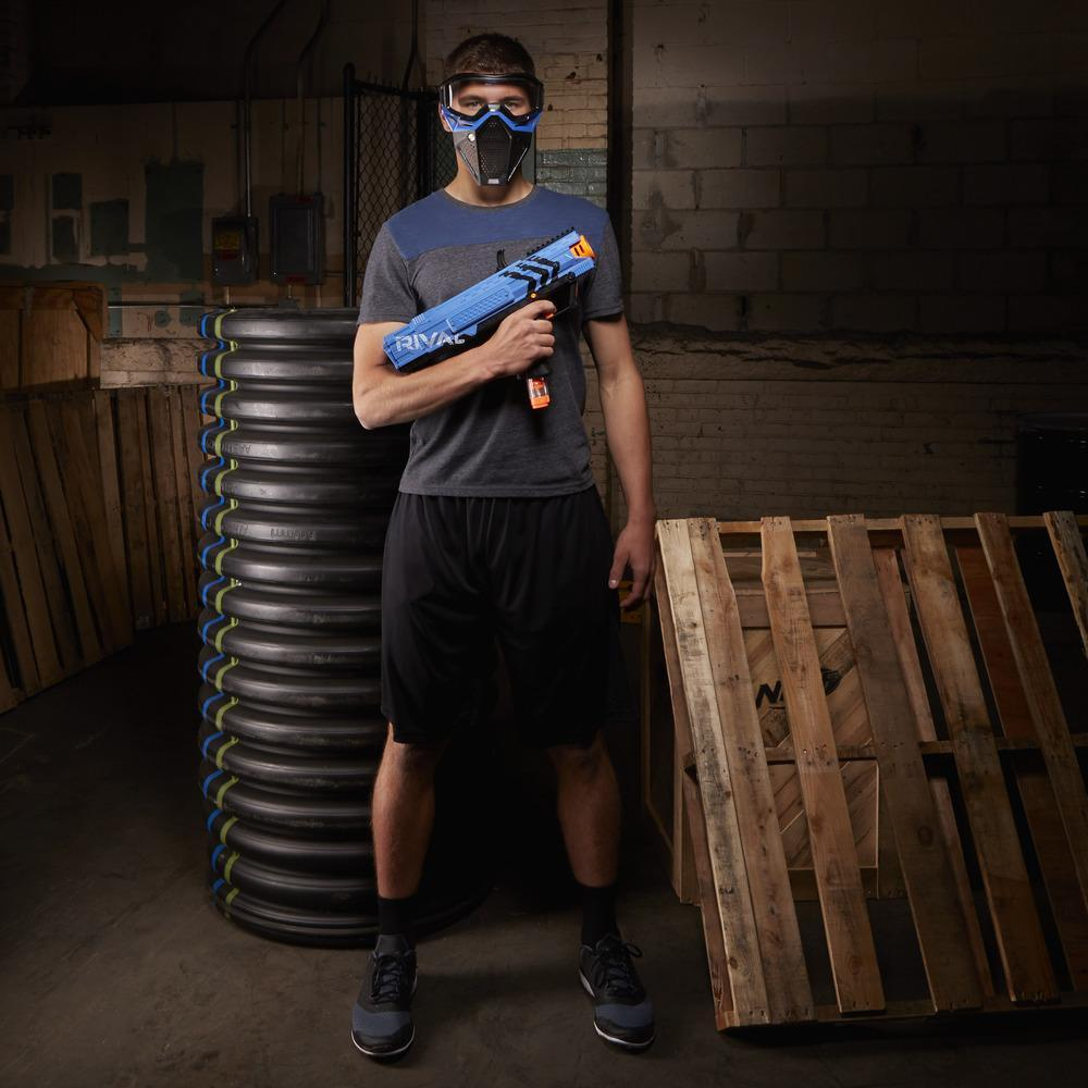 Nerf Rival Apollo XV-700 and Face Mask