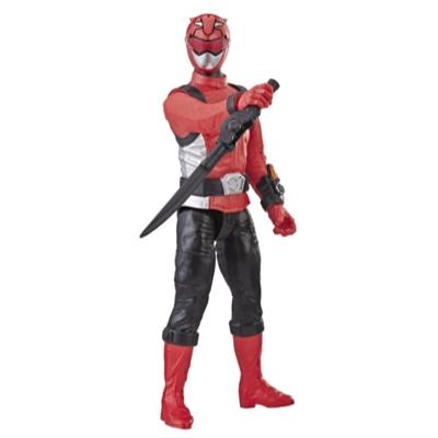 Power Rangers Beast Morphers Red Ranger 12-inch Action Figure