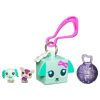 LITTLEST PET SHOP TEENSIES Keychain – Dog and Armadillo