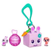 LITTLEST PET SHOP TEENSIES Keychain – Snail and Flamingo
