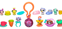 LITTLEST PET SHOP TEENSIES Series 3 Pack (T157-T158, T178-T183)