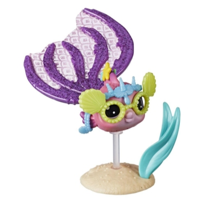 Littlest Pet Shop Reba Rosyfish