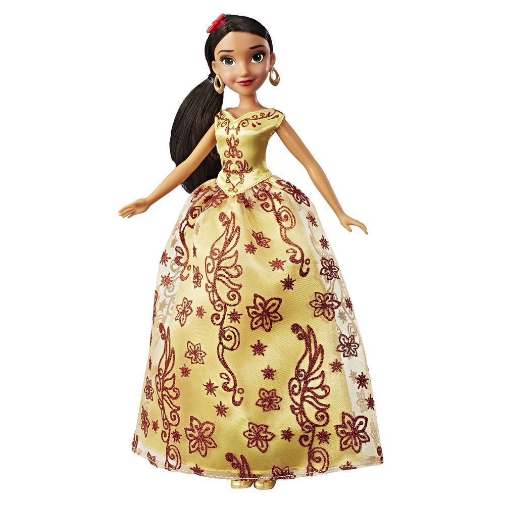 Disney Elena of Avalor Navidad Gown (yellow)